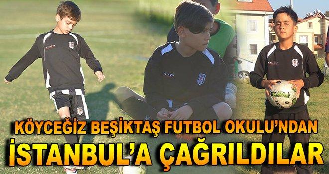 Beşiktaş, Köyceğiz'den 4 genci turnuvaya davet etti