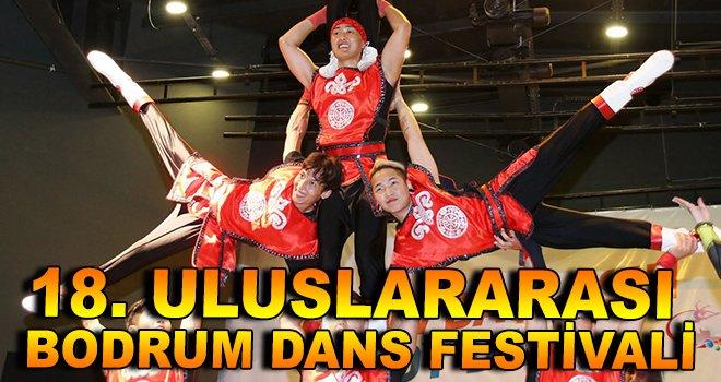 Bodrum'da Dans Festivali