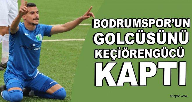 Bodrumspor'un golcüsünü Keçiörengücü kaptı!