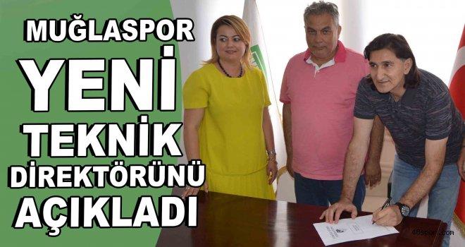 Muğlaspor yeni teknik direktörünü açıkladı