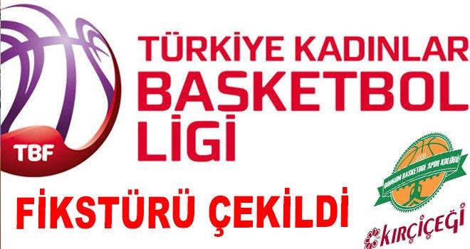 Temsilcimiz Bodrum Basket'in fikstürü belli oldu