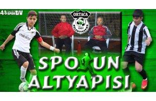 Sporun Altyapısı Bölüm 1: Ortaca Belediyespor Futbol Altyapısı